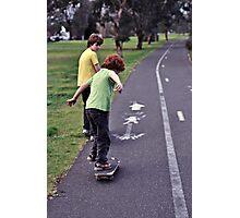 cool move bro Photographic Print