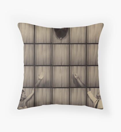 The Heart of Marriage. Throw Pillow