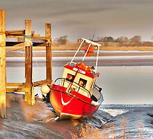 LEWIS-Skippool Creek. by Lilian Marshall