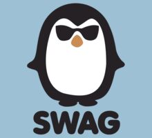 SWAG Pinguin Kids Tee