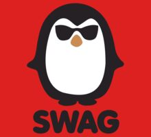 SWAG Pinguin One Piece - Short Sleeve