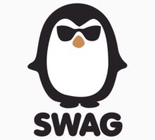 SWAG Pinguin Kids Tee