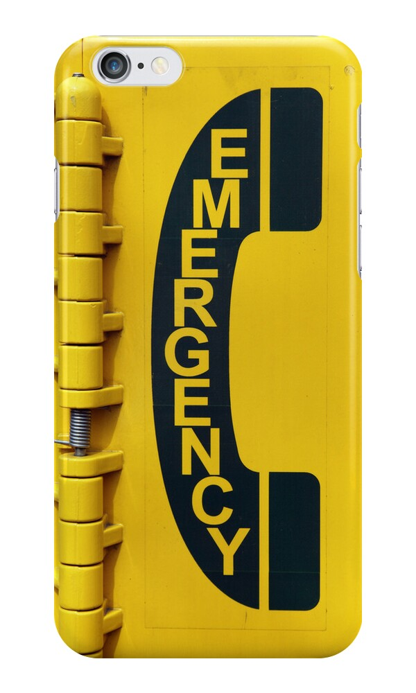 how to use emergency calling on an iphone 6 plus