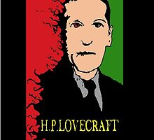H.P.Lovecraft 1923 by brett66