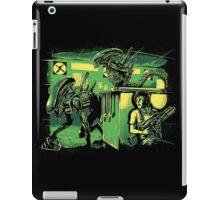 Jurassic Xenomorphs Parody Mashup iPad Case/Skin