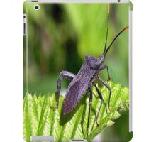 wheel bug iPad Case/Skin
