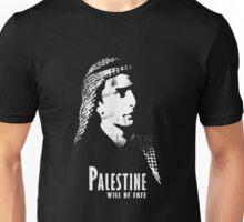 PALESTINE WILL BE FREE Unisex T-Shirt