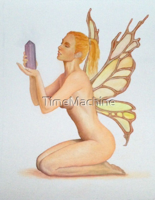 Crystal Fairy by TimeMachine