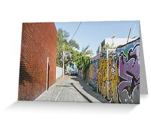 Fitzroy Moment Greeting Card