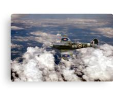 Bob Stanford Tuck's Spitfire Vb Canvas Print