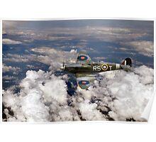 Bob Stanford Tuck's Spitfire Vb Poster