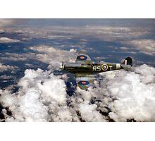 Bob Stanford Tuck's Spitfire Vb Photographic Print
