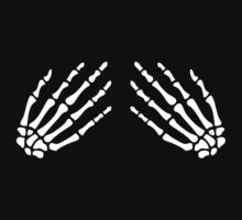Breats skeleton hands by LaundryFactory