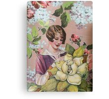Mother's Day Card Canvas Print