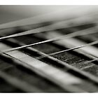 Guitar Strings by MrHSingh
