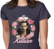 Killian Jones Womens Fitted T-Shirt