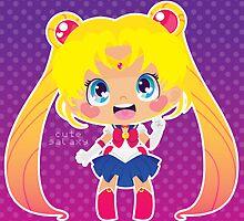 Sailor Moon by cutegalaxy
