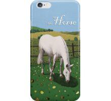 The Horse iPhone Case/Skin