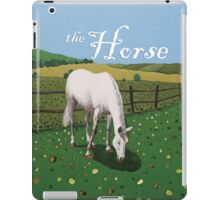 The Horse iPad Case/Skin