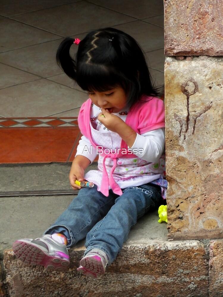 Cuenca Kids 258 by Al Bourassa