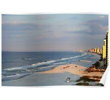 Panma City Beach, Florida Poster