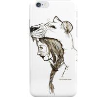 Lioness iPhone Case/Skin