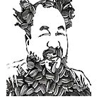 Weiwei in Sunflower seeds by benyuenkk
