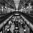 Adelaide Arcade. by Nick Egglington