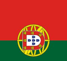 Portugal Flag by pjwuebker
