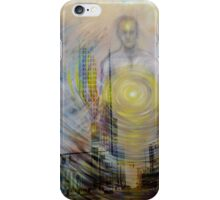 Eye of the Storm - artistic iphone case iPhone Case/Skin