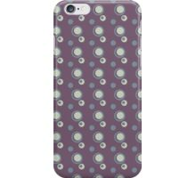 Retro Bubbles iPhone Case/Skin