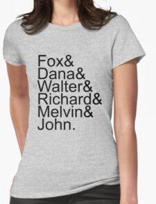 Dana & Fox &... Womens Fitted T-Shirt