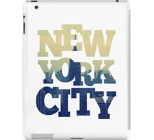 Empire State of NYC iPad Case/Skin