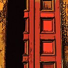 Mysterious door by Errne