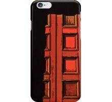 Mysterious door iPhone Case/Skin