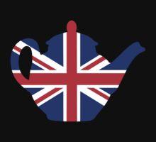 British teapot by LaundryFactory