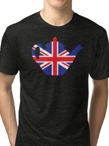 British teapot Tri-blend T-Shirt