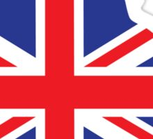 British teapot Sticker