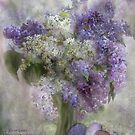 Easter Lilacs by Carol  Cavalaris