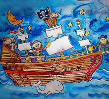 Ahoy! by Marybeth Cunningham
