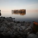 Abandoned Moorings, Teesmouth by PaulBradley