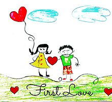 First Love ♥ by Sunshinegirl95