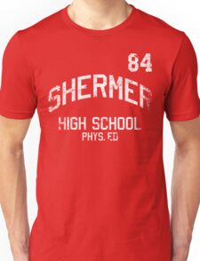 Shermer High School Phys. Ed. Unisex T-Shirt