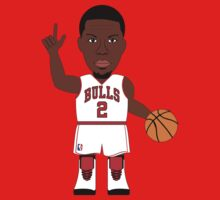 NBAToon of Nate Robinson, player of Chicago Bulls by D4RK0