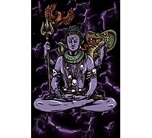 Mythical Witch Doctor Photographic Print