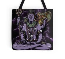 Mythical Witch Doctor Tote Bag