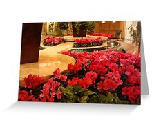 Borgata Lobby    ^ Greeting Card