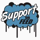 League of Legends: Support or Feed by ruckus666
