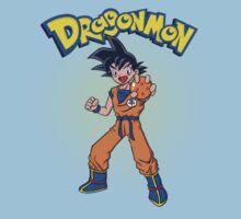 Dragonmon Baby Tee