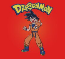 Dragonmon Kids Tee
